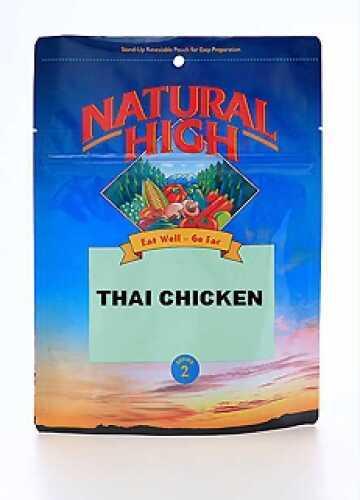 Natural High Thai Chicken Serves 2 00424