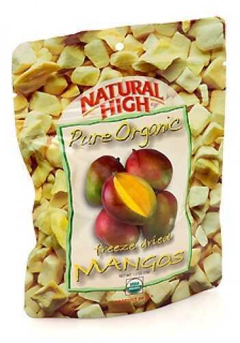 Natural High Organic Mango 36008