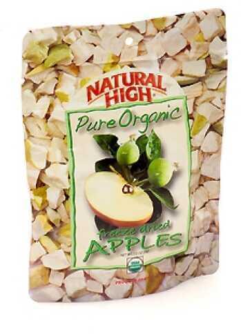 Natural High Organic Apples 36010
