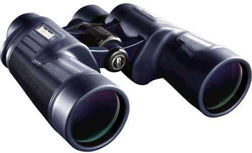 Bushnell H2O Series Binoculars 7x50 Black Porro BAK-4 TwistEyecups 157050C