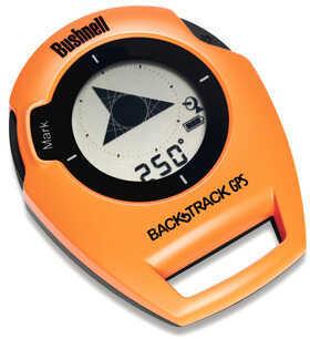 Bushnell Backtrack Original G2 GPS Personal Locator And Digital Compass Black/Orange Md: 360403