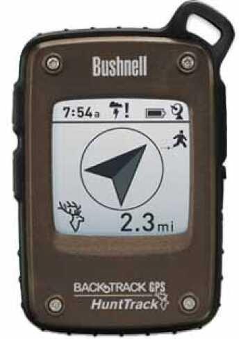 Bushnell BackTrack Hunt Track Brown/Black GPS Digital Compass 360500