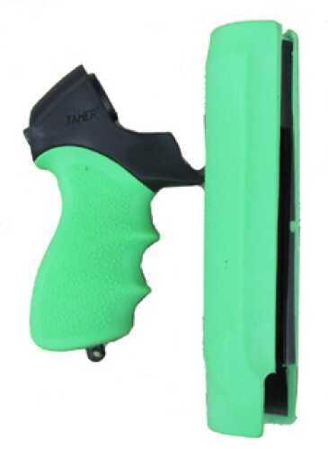 Hogue Tamer Shotgun Pistol Grip/Forend Mossberg 500, Zombie Green 05019
