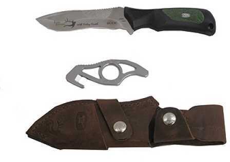 Buck Knives Ergo Hunter Adrenaline Guthook Ring, Pro S30V 88GRSHH