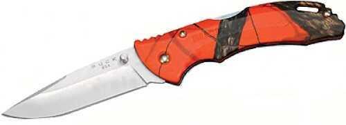 Buck Knives Bantam BLW Mossy Oak Orange Blaze 285CMS9