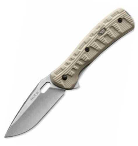 Buck Knives Vantage Force Desert Tan - Pro (S30V) 847TNS