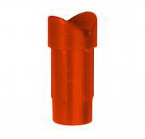 Horton Nocs Orange, For Aluminum Arrows, 6 Pack AC222