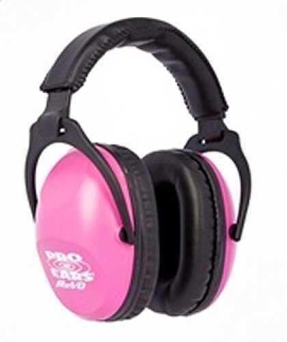 Pro Ears Passive Revo 26 Neon Pink PE-26-U-Y-001
