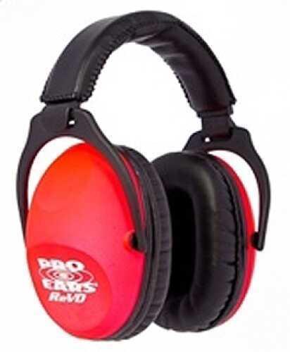 Pro Ears Passive Revo 26 Neon Red PE-26-U-Y-002