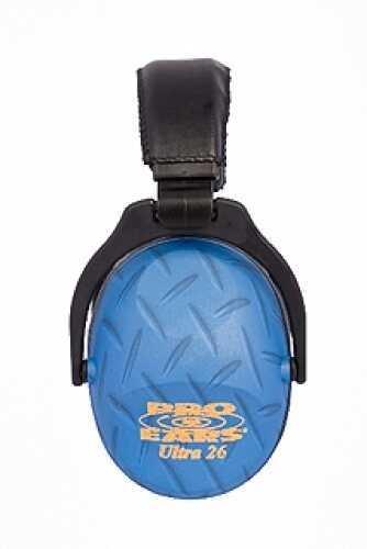 Pro Ears Passive Revo 26 Blue Diamond Plate PE-26-U-Y-010