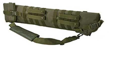 NcStar Tactical Shotgun Scabbard Green CVSCB2917G