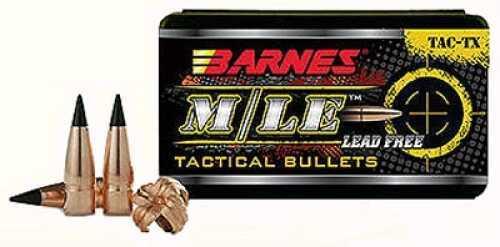 Barnes Bullets BAR 300WHISP 110Gr FB TAC-Tx 50CT 30321