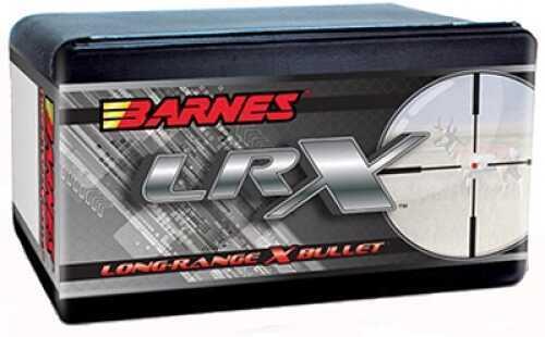 Barnes Bullets Barnes 338 Lapua .338 280 gr LRX BT 50 Bullets