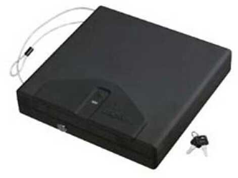 Stack-On Portable Case Large, w/Biometric Lock PC-900-B
