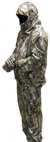Pro Hood Three Piece Realtree AP Camo Scent Control Suit Medium CC PH M
