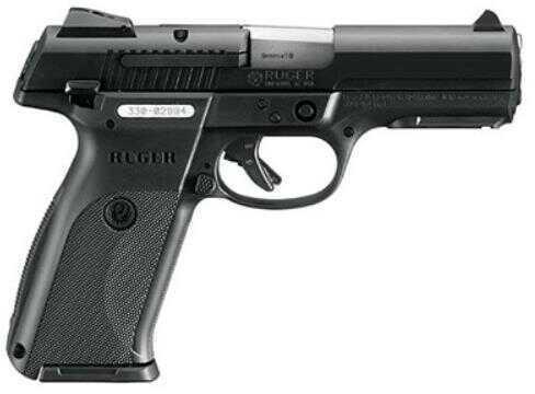 """Pistol Ruger SR9B-10-L SR9 9mm Luger 4.14"""" Black 1 3312"""