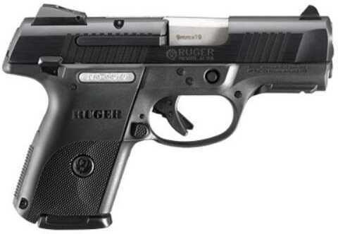 """Pistol Ruger BSR9C 9mm Luger 3.5"""" Black 17 Round 3314"""