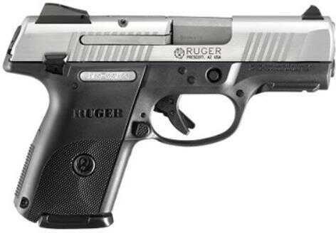 """Pistol Ruger KSR9 C-10-L 9mm Luger 3.5"""" Stainless Steel 10 Round 3316"""