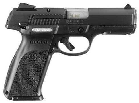 "Ruger BSR40 40 S&W 4.14"" Barrel Black Finish 15 Round Semi Automatic Pistol  3471"