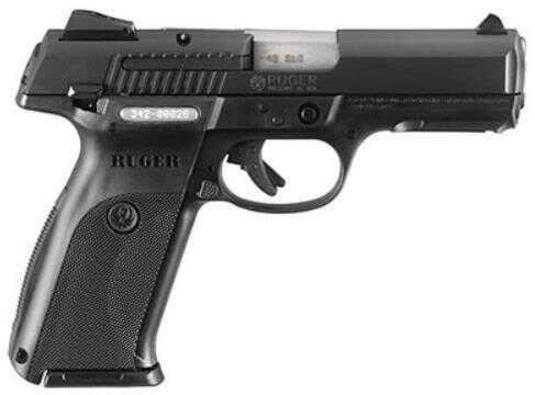 "Ruger BSR40 10L 40 S&W 4.14"" Barrel 10 Round Black Finish Semi Automatic Pistol 3473"