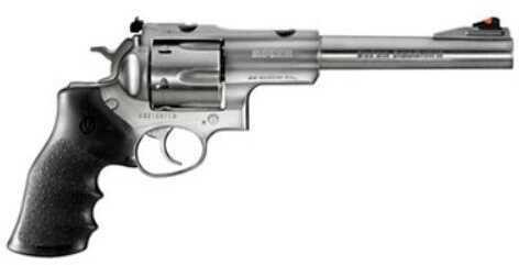 """Ruger KSRH-7 44 Remington Magnum 7.5"""" Barrel Stainless Steel 6 Round Revolver 5501"""