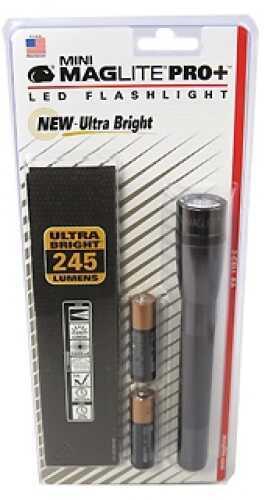 Maglite Mini Mag LED Pro + Gray SP+P09H