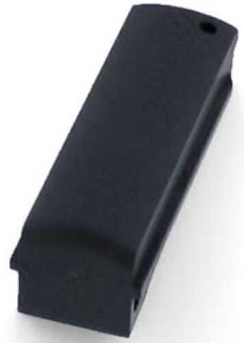 Hogue Colt, 1911 Government Mainspring Housing G-10 Glat Solid Black 01349