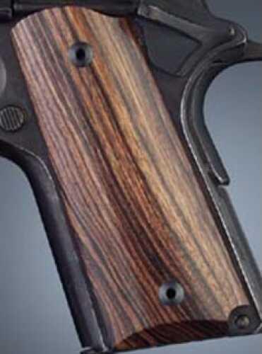 Hogue Colt & 1911 Officer's Grips Kingwood 43610