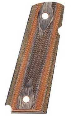 Hogue Colt & 1911 Government Grips Lamo Camo, Checkered 45411