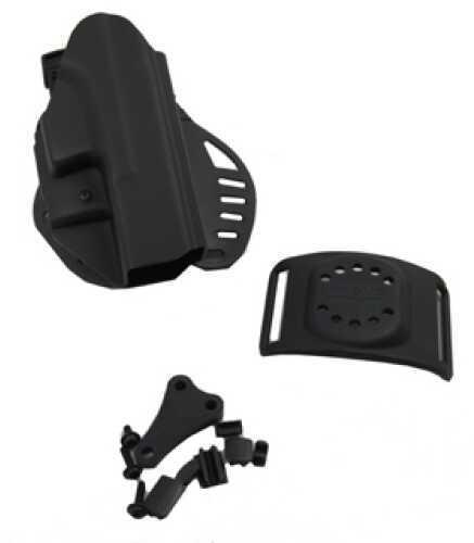 Hogue Glock 17 Holster Right Hand, Black 52017