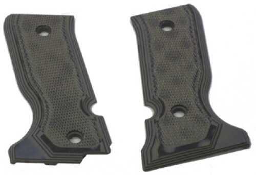 Hogue Beretta Cougar 8000+ Grips Checkered G-10 G-Mascus Green 91178
