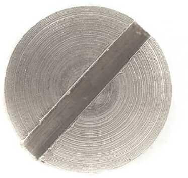 Hogue Beretta Grip Screws (Per 4) Slot, Stainless Steel Finish 92018