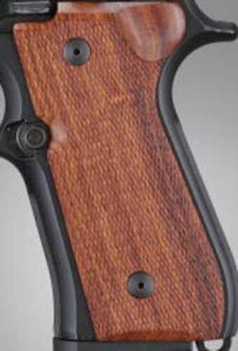 Hogue Beretta 92 Grips Coco Bolo Checkered 92811