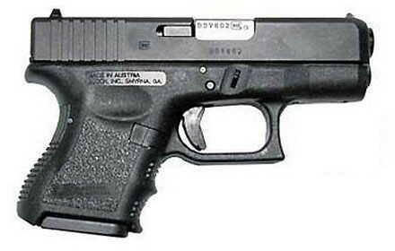"Glock Model 26 9mm Luger 3.46"" Barrel 10 Round Fixed Sights Semi Automatic Pistol PI2650201"