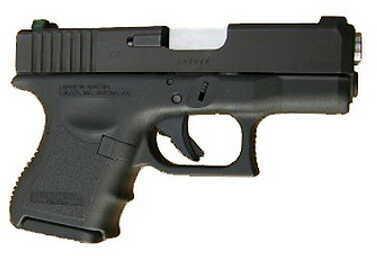 "Glock Model 27 40 S&W 3.46"" Barrel 9 Round Fixed Sights Semi Automatic Pistol PI2750201"
