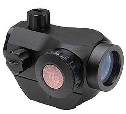 Truglo Red-Dot Sight 20mm, High/Low Black, Box TG8020TBN