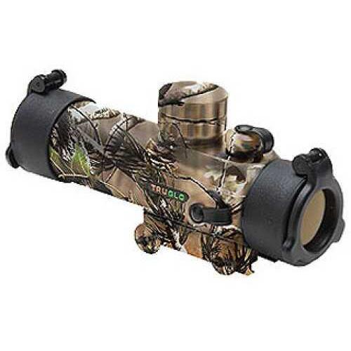 Truglo Red-Dot Sight 30mm, Gobble Stopper 2-Color, Sunshade, Camo TG8030GA