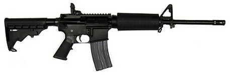 "CMMG AR-15 300 AAC Blackout 16"" Barrel WASP Flat Top A3 Upper Receiver Semi-Automatic Rifle 30AF884"