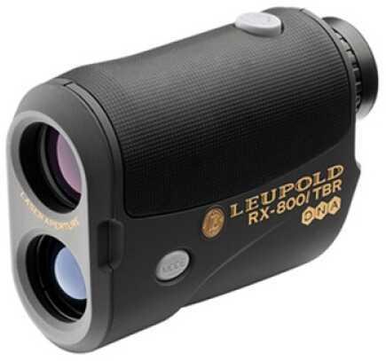Leupold RX-800i Tru Ballistic Range Compact Range Finder, DNA Black/Gray 115267