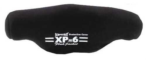 "Scopecoat XP-6 M1A Black 10"" x 50mm SC-XP-6-M1A-BLK"