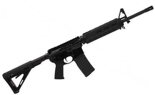 "Rifle AR-15 5.56mm NATO Del-Ton Sierra Series 316/MOE 16"" Adjustable Stock, Black, 30 Round RFTMH16-MOE"