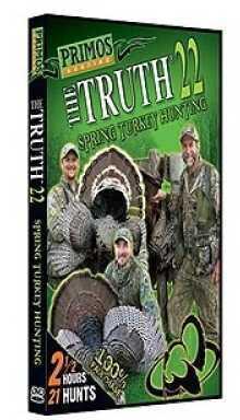 Primos The TRUTH 22 - Spring Turkey Hunting 40221