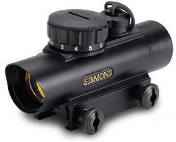 Simmons 1x20 Matte, 3-MOA Red Illumination , Boxed 511305