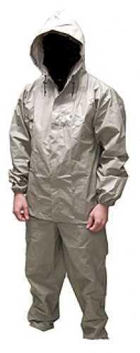 Frogg Toggs Ultra-Lite2 Rain Suit w/Stuff Sack Small, Khaki UL12104-04SM