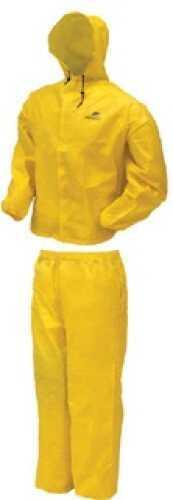 Frogg Toggs Ultra-Lite2 Rain Suit w/Stuff Sack XX-Large, Yellow UL12104-082X