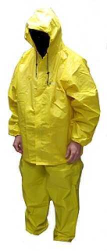 Frogg Toggs Ultra-Lite2 Rain Suit w/Stuff Sack Medium, Yellow UL12104-08MD
