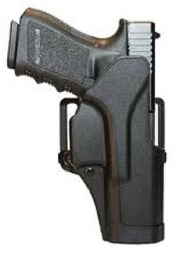 BlackHawk Products Group Sportster Standard Belt & Paddle Right Hand, Glock 26/27/33 415601BK-R