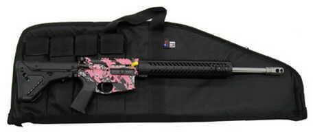 "Black Rain Ordnance AR-15 5.56 NATO 18"" Barrel 30 Round Magpul UBR Stock Pink Semi Automatic Rifle BRO-PG11-18PINK"