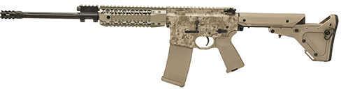 "Black Rain Ordnance AR-15 5.56 NATO 16"" Barrel 30 Round Digital Tan UBR Stock Piston Semi Automatic Rifle BRO-PG2PISTON"