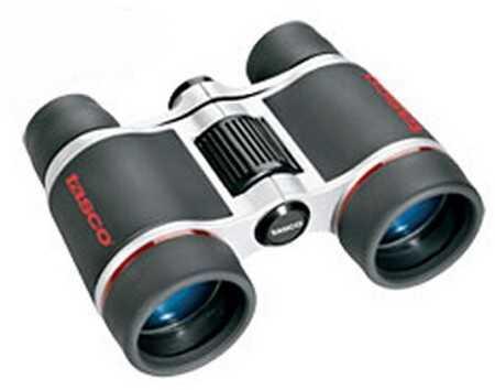 Tasco Essentials Binoculars 4x30 Black Compact, Clam 25430BKD